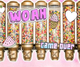 Honeydukes candy store