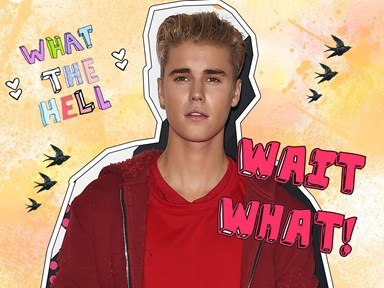 There's every possibility Justin Bieber has a new girlfriend