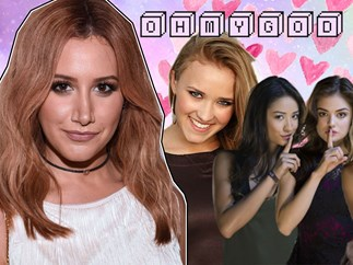 Ashley Tisdale new show