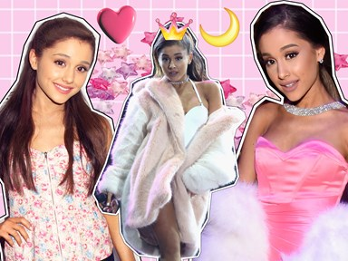 From Nickelodeon Princess to ~Dangerous Woman~; check out Ariana Grande's style evolution