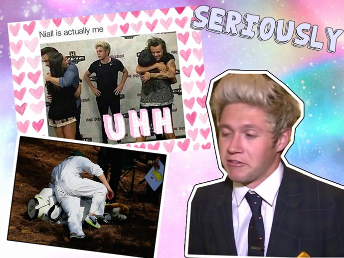 12 times Niall Horan just couldn't catch a break