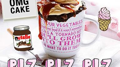 These microwave mug snacks will have your inner lazy drooling