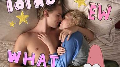 PSA: Movie sex is lying to you, this is how it actually goes down in the sheets