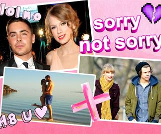 Taylor Swift ex boyfriends