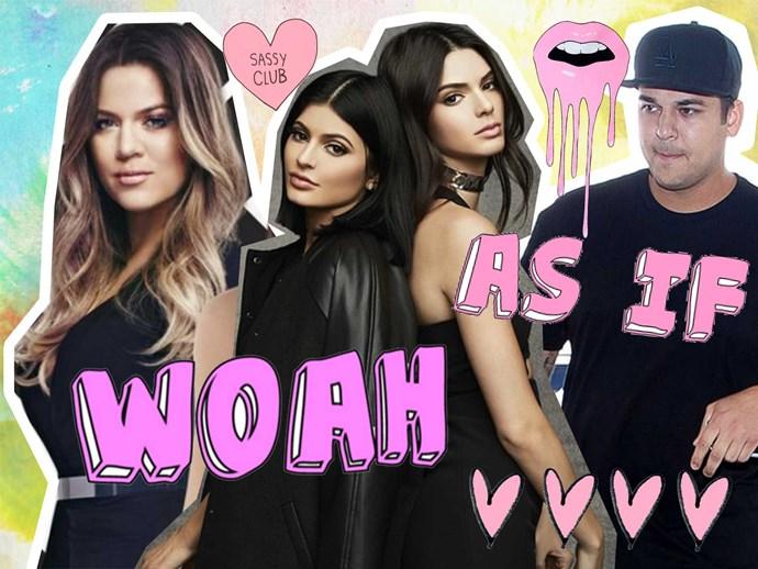Rob Kardashian, Blac Chyna own show