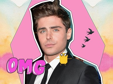 Zac Efron has bleached his hair and WHY?!