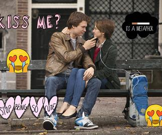The Fault in our Stars throwback