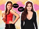 Proof Ariel Winter dresses nothing like Alex Dunphy IRL