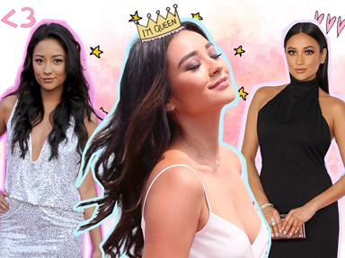 17 times Shay Mitchell brought her ~A game~ to the red carpet