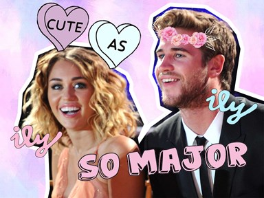 Miley goes even more Insta offish with Liam