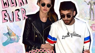 Fans get sassy with Gigi Hadid after she posted THIS about Zayn
