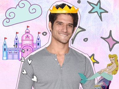 It's official: Tyler Posey is going to be a Disney Prince!