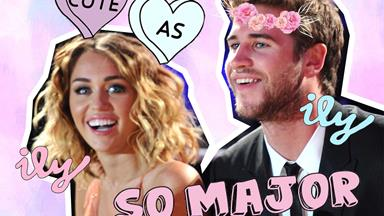 Miley goes on a cute date night with Liam, shows major PDA
