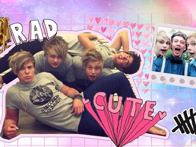 19 reminders that fetus 5SOS were cuter than puppies