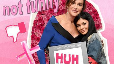 The Kardashian/Jenner tribe completely shaded Caitlyn Jenner on Father's Day