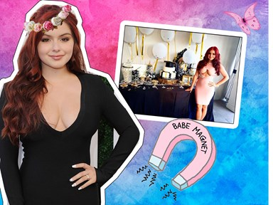 Ariel Winter brilliantly SHUTS DOWN trolls who had a problem with THIS graduation photo