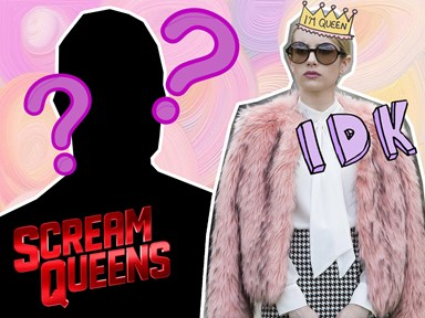 WOAH! One of your Teen Wolf favourites is joining the cast of Scream Queens