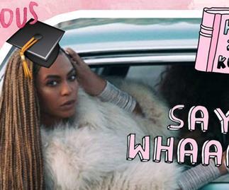 Formal entrance Formation Beyonce