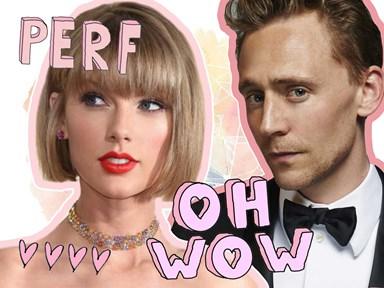 Taylor Swift shakes off Kanye drama, meets Tom Hiddleston's mum in the UK