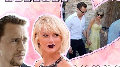 Taylor Swift and Tom Hiddleston are kinda on a honeymoon in Rome