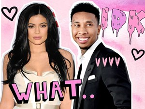 Kylie Jenner and Tyga are back on and moving in together