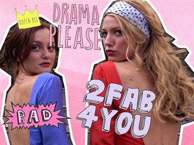 The new TV series called 'Prep' is basically Gossip Girl 2.0 and we are #KEEN
