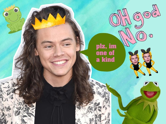 The internet is freaking out over this Harry Styles lookalike