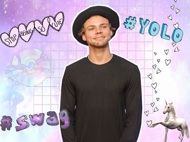 Ashton Irwin has written an original song and it's already #1 worldwide