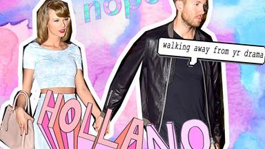 After dating Taylor Swift, Calvin Harris has realised what he isn't looking for in a girl