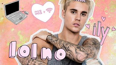 Justin Bieber might be offering himself up to Netflix and chill