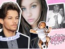 Briana Jungwirth and Louis Tomlinson are already arguing over where Freddie will spend Christmas