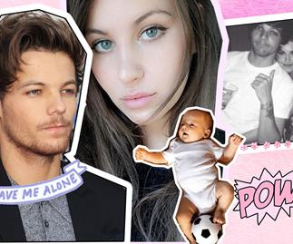 A timeline of Louis Tomlinson's and Briana Jungwirth's ~rocky~ relationship