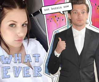 Louis Tomlinson, Briana Jungwirth custody battle