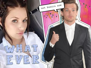 Louis Tomlinson is willing to settle out of court with Briana on ONE condition