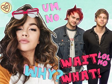 Luke Hemmings' GF Azaylea might be causing drama between 5SOS