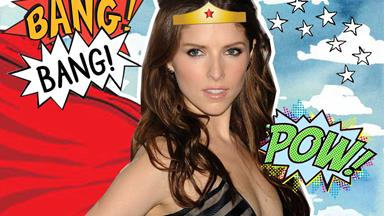 Anna Kendrick has called dibs on playing this ~awesome~ superhero