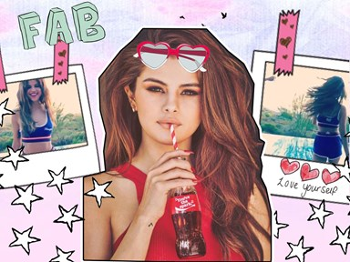 Selena Gomez's Fourth of July party kinda looked better than Taylor's…
