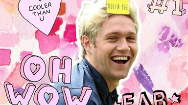 Niall Horan has done his very first magazine cover shoot without 1D and he looks baben