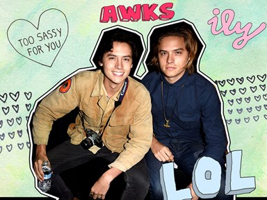 Dylan and Cole Sprouse have been ROASTING each other savagely on Twitter