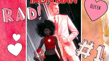 Marvel's new Iron Man is actually a young, black girl... YAS!!!
