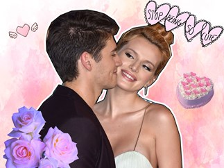 Bella Thorne and Gregg Sulkin to work together
