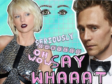 After 3 weeks of dating, Taylor Swift and Tom Hiddleston are ready for kids