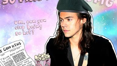 Watch Harry Styles shake his booty on the set of Dunkirk