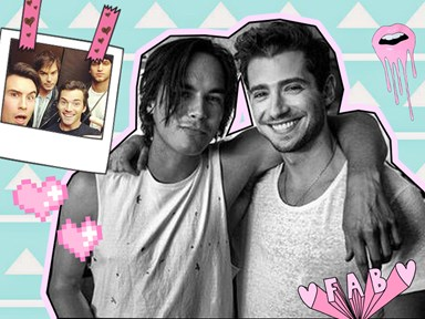 14 PLL bromance photos that will make you feel ~things~