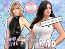 Ariel Winter defends Taylor Swift's alleged boob job, proving yet again she's a kween