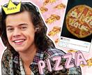 Did Harry Styles really sign this girl's pizza?