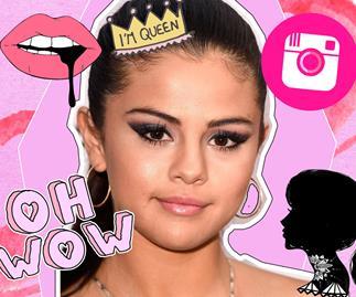 Selena Gomez Instagram tips