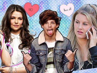 Briana Jungwirth has officially declared WW1D on Louis Tomlinson's GF Danielle Campbell
