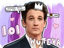 Miles Teller is officially blonde now and we have mixed feelings