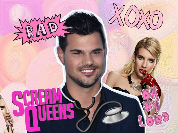 Watch the Scream Queens season 2 trailer